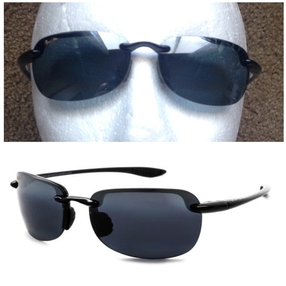 7299d2a234f AUTH Maui Jim Polarized  408-02 unisex Sunglasses.  M 5b051e5f50687cddb796a0d4